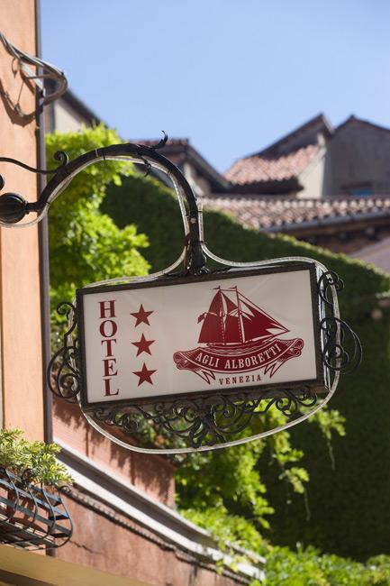 Hotel Agli Alboretti