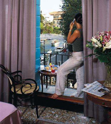 Hotel Santa Chiara Roma