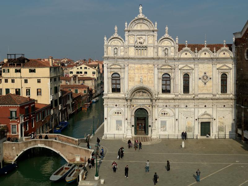 Scuola grande di san marco venice attractions for Scuola sansovino venezia