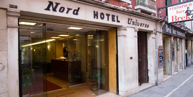 Hotel Universo And Nord Venezia