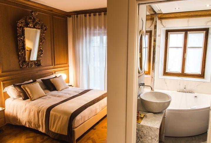 Ambra Cortina Hotel