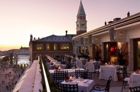 Venice restaurants where to eat and drink in venice italy for Terrazza panoramica venezia