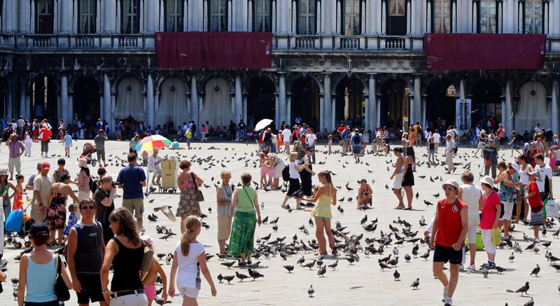 Itinerary in Venice