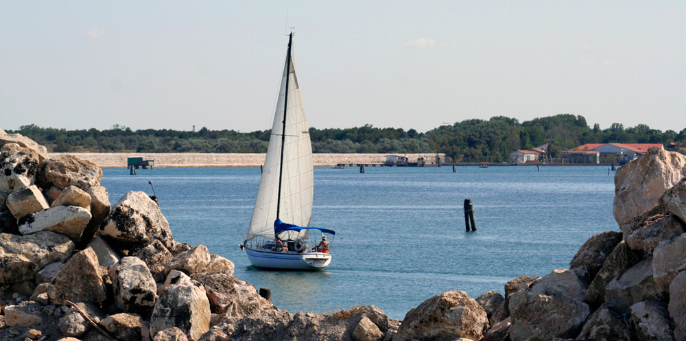 Sports and leisure in the Venice Lagoon