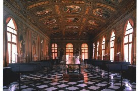 Monumental Rooms of the National Library Marciana