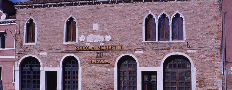 Museo of the merletto – Laces Museum Venice