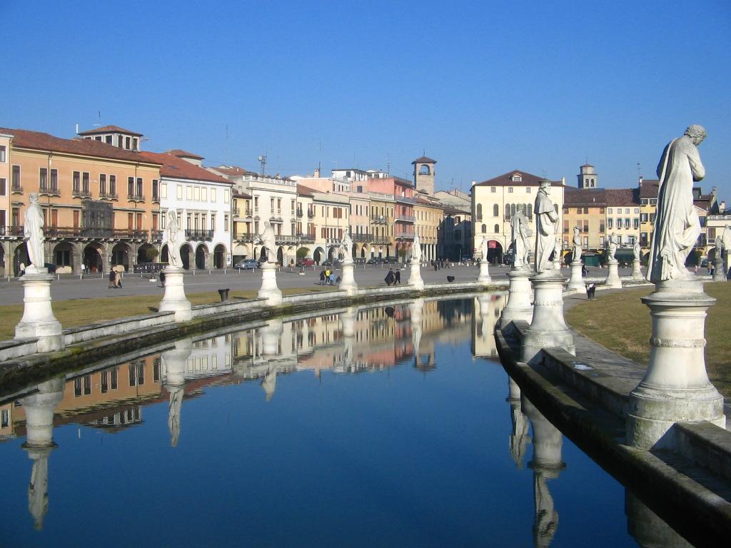 The City of Padua