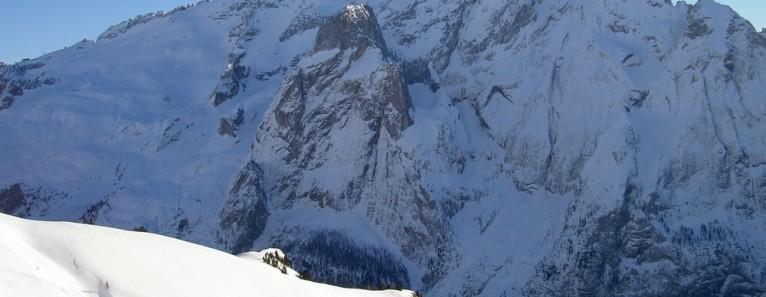 San Pellegrino Pass – Moena- Canazei – Falcade