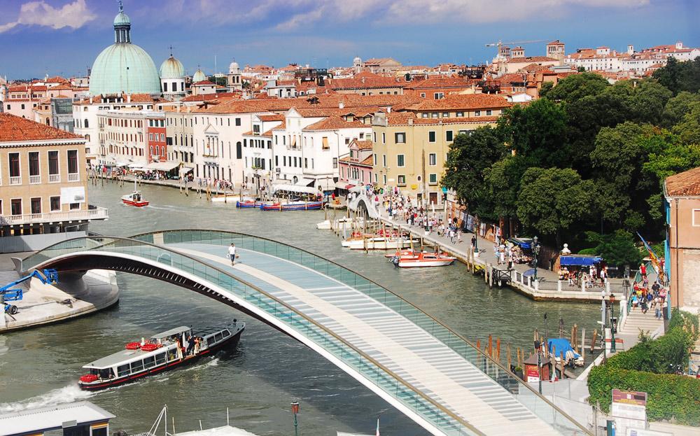 Venice by car