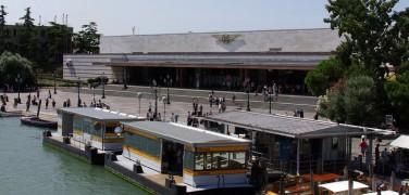 Venice by train