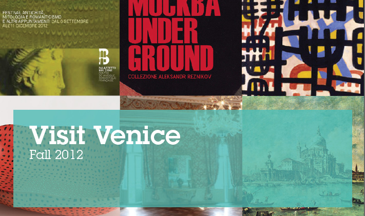 Our Magazine VISIT VENICE 2012 is on line!