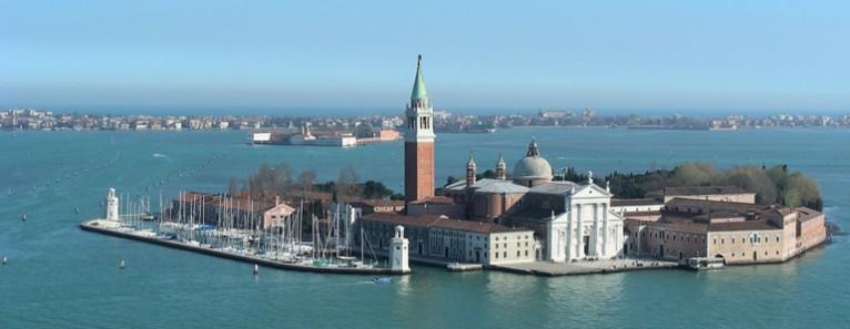 Wenecja - Wyspy południowe - San Giorgio Maggiore, Giudecca