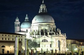 The Church of Santa Maria della Salute