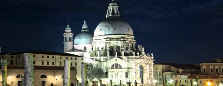 The Church of Santa Maria della Salute