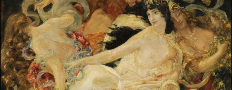 FORTUNY AND WAGNER. Wagnerism in the visual arts in Italy