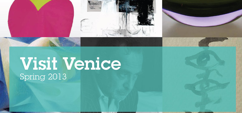 VISIT VENICE Spring 2013: our Magazine is on line!