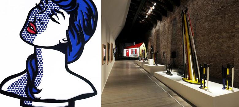 Roy Lichtenstein – Sculptor