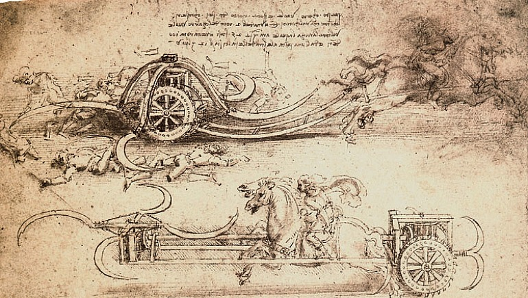 Leonardo Da Vinci. The Universal Man