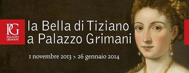 """Titian's """"La Bella"""" at Palazzo Grimani in Venice"""