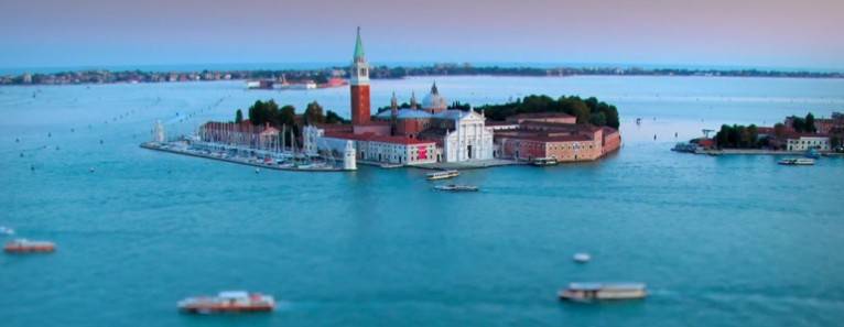 24 hours in Venice in three minutes