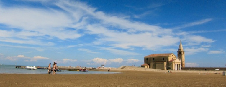 Caorle – beach and unspoilt nature