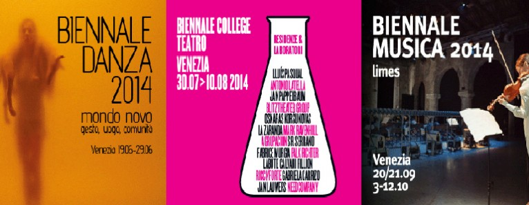 Dance, Theatre and Music Biennale 2014