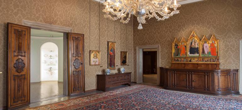 Palazzo Cini – The Gallery