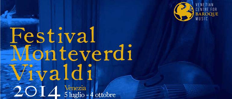 Monteverdi Vivaldi Festival 2014