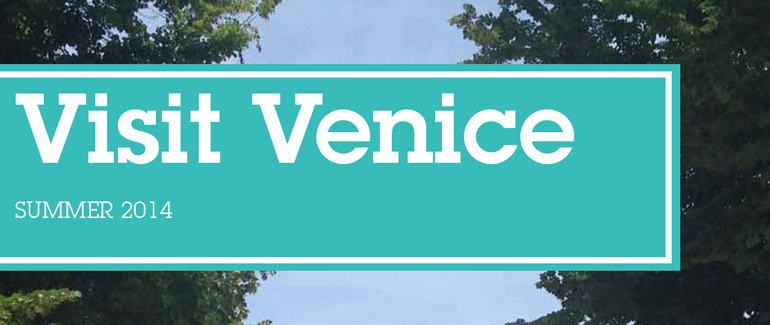 VISIT VENICE – JULY 2014