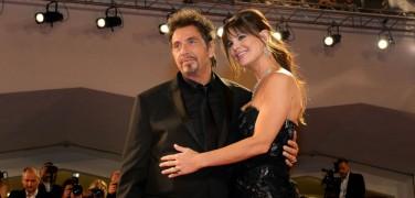 Al Pacino, guest star at Venice Film Festival 2014