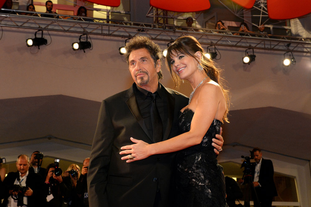 Al Pacino, guest star at Venice Film Festival 2014