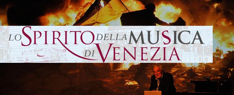 """""""The spirit of Venice's music"""" Festival"""