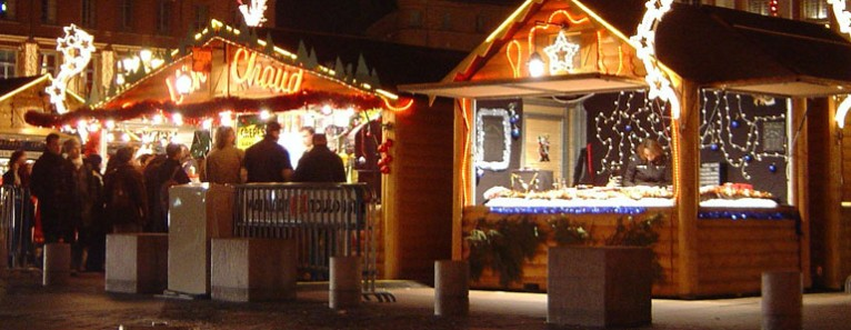 Christmas markets in Venice and Mestre