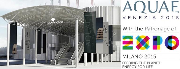 ACQUAE EXPO 2015 VENEZIA
