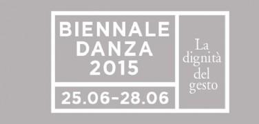 BIENNALE COLLEGE DANCE 2015