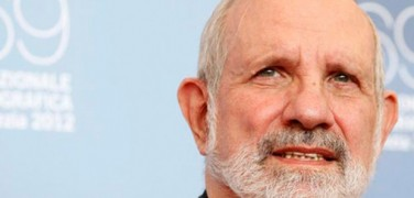 BRIAN DE PALMA – JAEGER LECOULTRE GLORY TO THE FILMMAKER 2015