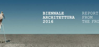REPORTING FROM THE FRONT: ARCHITECTURE BIENNALE 2016
