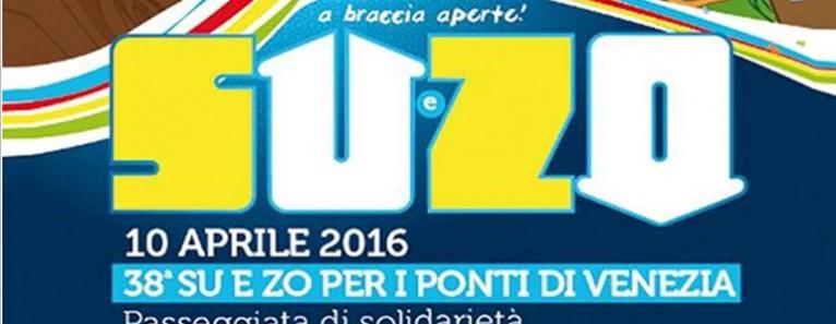 SU E ZO PER I PONTI, 2016