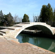 The legend of the Devil's bridge on Torcello Island