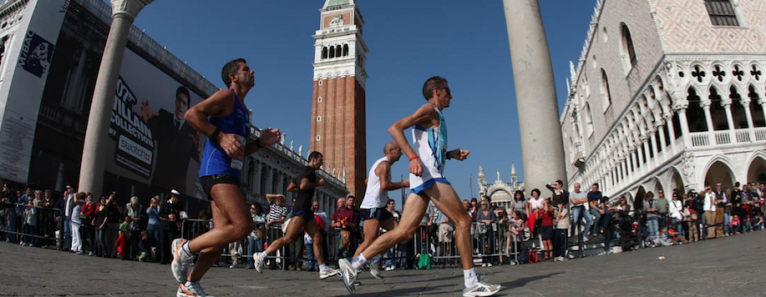 Venicemarathon 2016: 42km in the Venetian territory