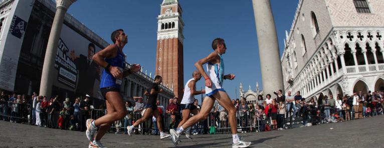 Venicemarathon 2016: 42km in the Venetian territory