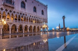 Tour: the Doge's Palace by night