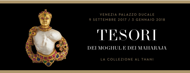 The Treasures of the Mughals and the Maharajas at Palazzo Ducale