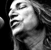 Patti Smith, the rock priestess live in Venice on June 9