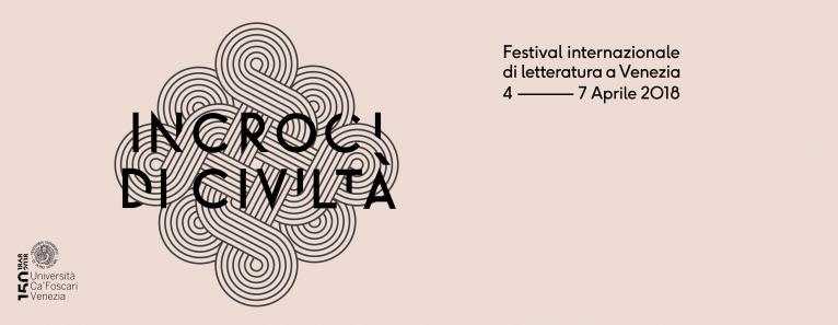 Incroci di Civiltà, Literature Festival in Venice from April 4 to April 7