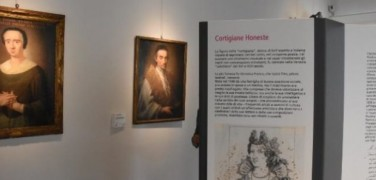 The faces of Venetian pietas, an exhibition at Palazzo Contarini