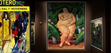 'Da Kandinsky a Botero tutti in un filo' : An exhibition at Palazzo Zaguri