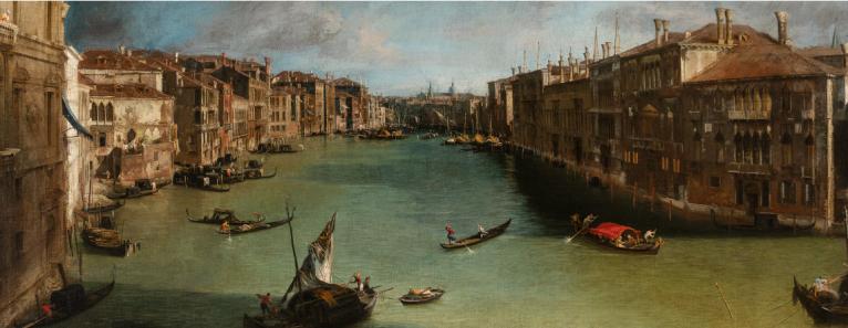 Canaletto in Venice