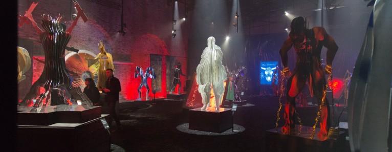 Vasily Klyukin interprets Dante's Inferno