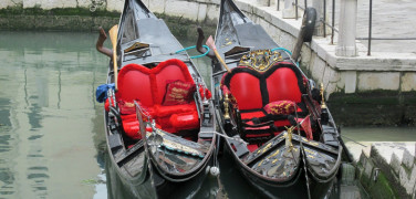 INTRODUCTION TO VENICE AND GONDOLA TOUR